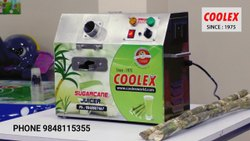 Automatic coolex Sugarcane Juice Machine