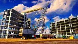 Concrete Frame Structures Commercial Building Construction Service, in Jaipur