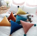Triangle Fancy Cushion Covers
