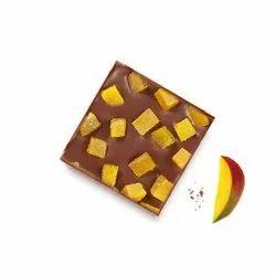 Brown Square Masala Mango Chocolate (By Goosebumps), Packaging Type: Box