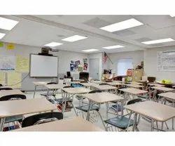 College Classroom Interior Design Service
