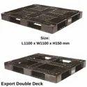 One Way Cargo Double Deck Export Pallets