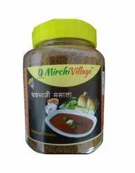 Mirchi Village Pav Bhaji Masala, Packaging Size: 100 g, Packaging Type: PET Bottle