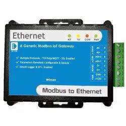 Modbus To Ethernet Gateway