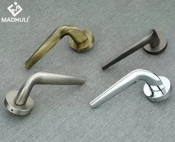 Internal Door Frequent Used Zinc Lever Handle-30