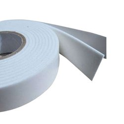 White 90M Single Sided Cotton Tape