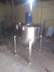 Steam Jacketed Kettle Tilting 225 Litre