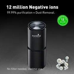 Abs PranaVital Car Air Purifier Ionizer