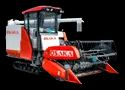 Osaka Combine Harvester Track Type Model No- Os-4lz-100q With Ac Cabin