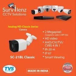 TVSE HD CCTV Camera-SC-21BL Classic
