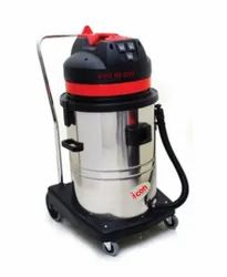 EVC 80 DW Dry And Wet Vacuum Cleaners