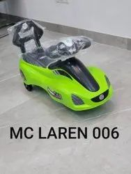 Mclaren Plastic Kids Magic Car, For Personal