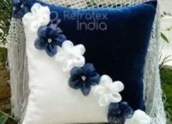 Flower Fancy Cushion Cover