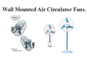 Heavy Duty Industrial Air Circulator