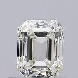 0.54ct Emeral J VS1 GIA Certified Natural Diamond