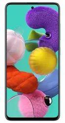 Black Bar Samsung Galaxy A51 6gb 128gb, Android, Pan India