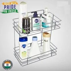 Wall Mount Stainless Steel Storage Rack