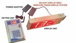 Wireless Token Calling System