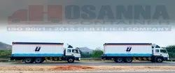 Pune Hydrabd, Hydrabad Pune Refrigerated Transport Service, Cold Chain Transport