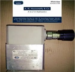 PPR10 Polyhydron Pilot Operated Pressure Relief Valve