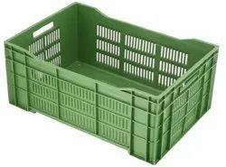 Swift Plastic Fruit & Vegetable Crates 595x395 - 48ltr, Model Name/Number: MHC-593925-OSP