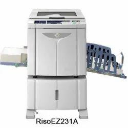 Riso EZ-231A Digital Duplicator