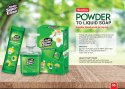 Powder To Liquid Hand Wash