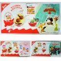 Ferrero Ball Kinder Joy 3d (45) Chocolate, Packaging Type: Box