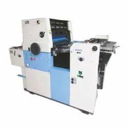 W Cut Non Woven Carry Bag Printing Machine, Model/Type: Em1622 2cs, Capacity: 3000 Iph