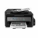 Black & White Epson Ecotank M205 Wi-fi Multifunction B&w Printer