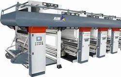 250 MPM ELS Rotogravure Printing Machine