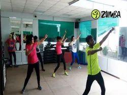 Corporate Zumaba Yoga Service