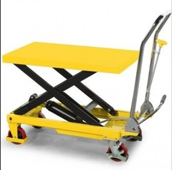 1 Ton Hydraulic Lifting Table Trolley