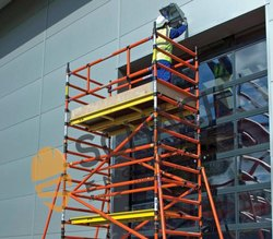 Mild Steel Scaffolding Tower