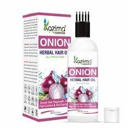KAZIMA Onion Herbal Hair Oil