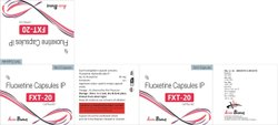 Fluoxetine 20mg Capsules
