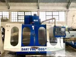 VERTICAL MACHINING CENTER DART 1000 A