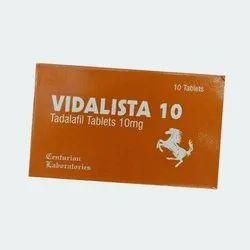 Vidalista 10 Mg Tablets
