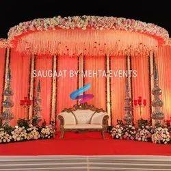 Engagement Stage Decoration Services