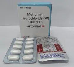 Metformin 500 Mg SR