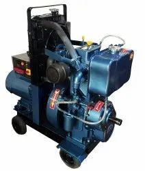 Sunfield Single Phase Diesel Welding Generator Set