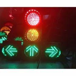 5 Aspect LED Traffic Signal Light