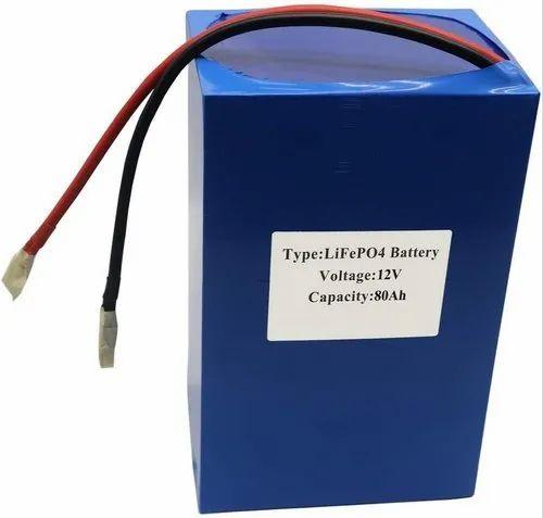 80ah 12.8v Lifepo4 Battery