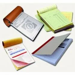 Multi Colour Paper Stationery And Book Printing Service, Location: Pan India, Size: A4