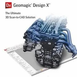3D CAD Reverse Engineering Modelling Services, Location: Pan India, Design X