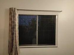 For Window Pleated Sliding Aluminium Mosquito Net