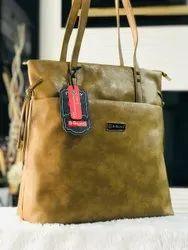 B Blues Casual Ladies PU Leather Hand Bag