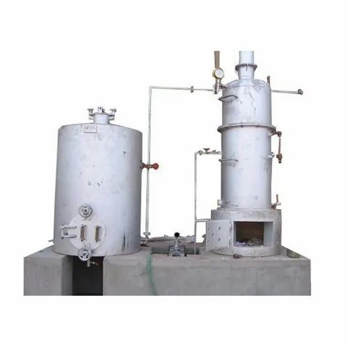 Raw Cashew Nut Cooker System