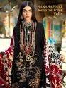 Shree Fab Sana Safinaz Mahay Collection Vol 4 Print With Embroidery Pakistani Dress Material Catalog