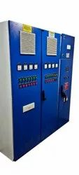 Drum Mix Control Panel With AC Drive, Operating Voltage: 440 V, Degree of Protection: IP55
